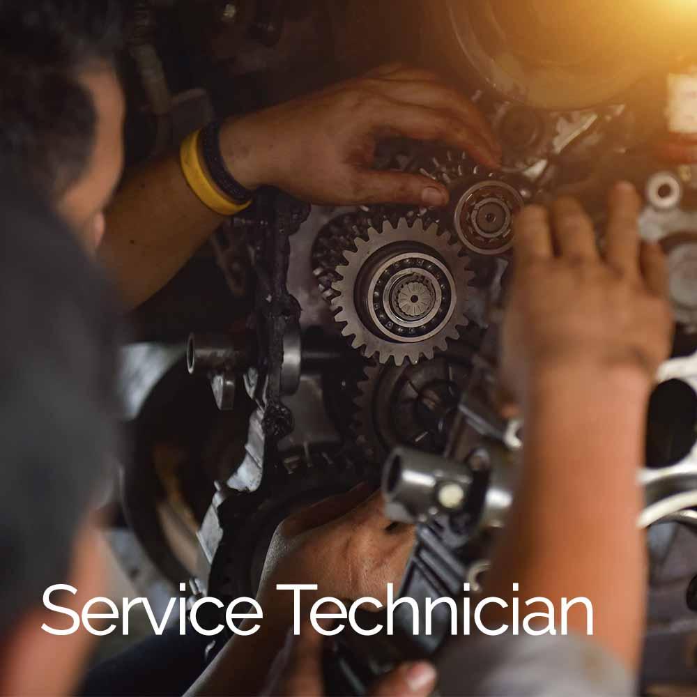 Service Technician at AgVantage