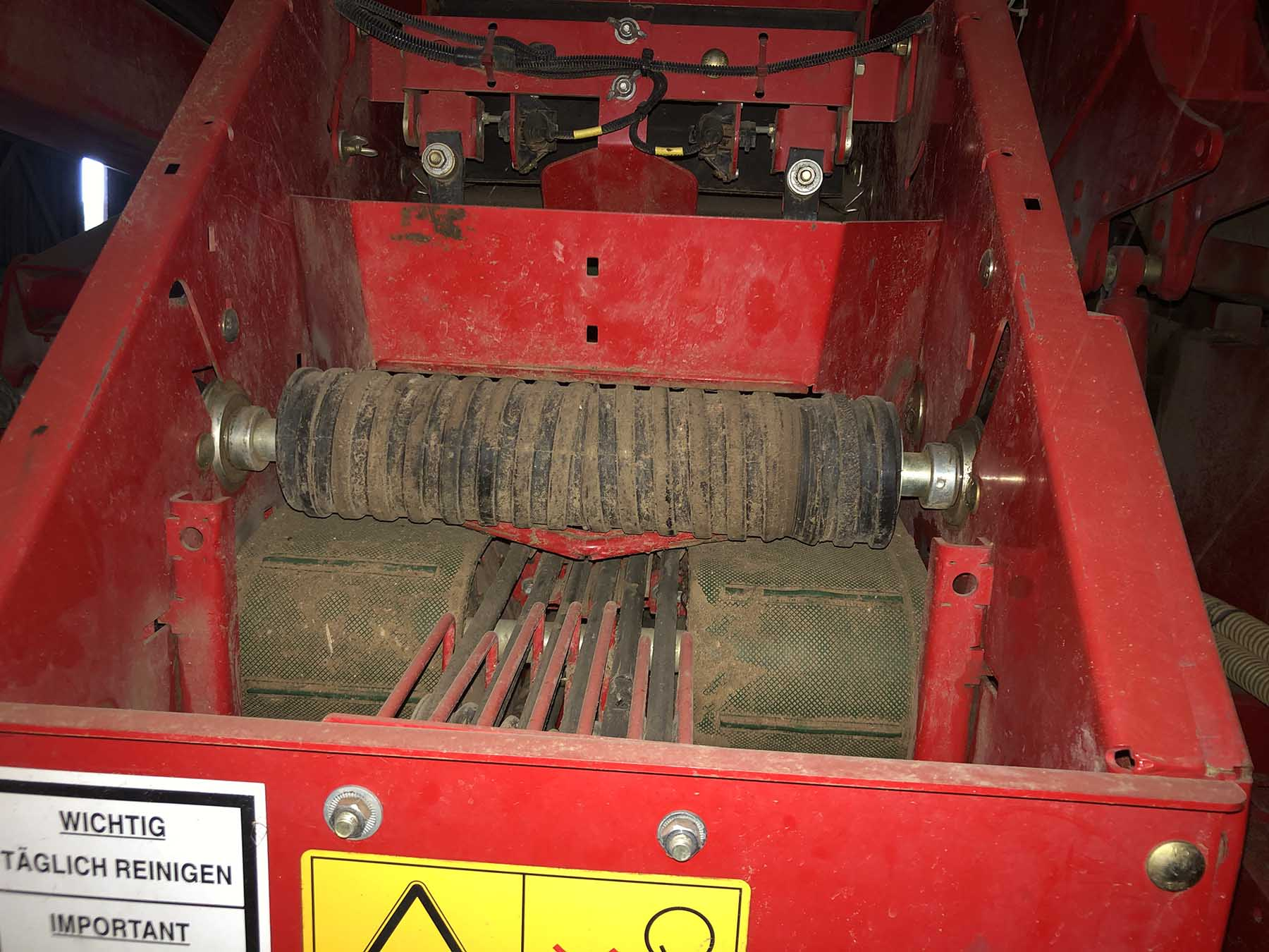 Grimme GB 215