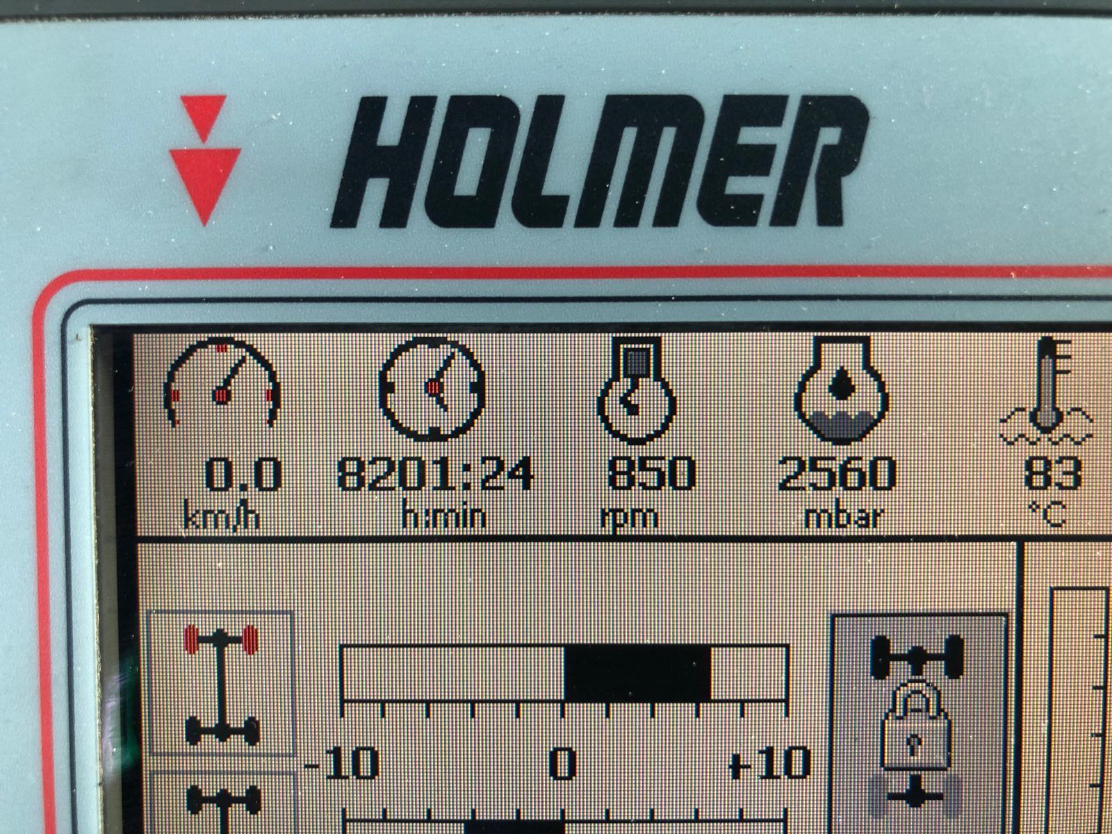 Holmer TerraVariant 600 Eco